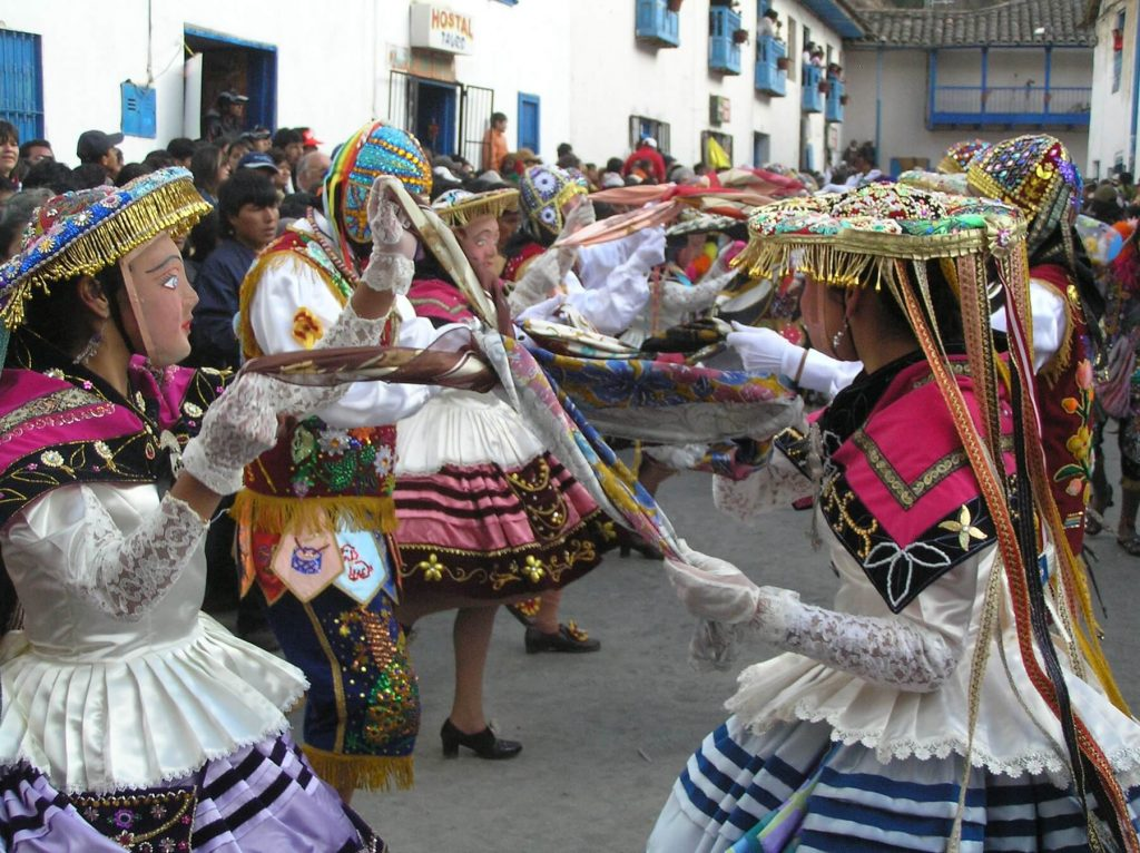 virgen-del-carmen-peru-festival
