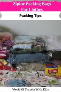 How To Use Ziploc Packing Bags For Clothes
