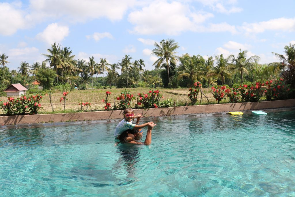 How To Travel To Bali With Kids!