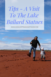 Tips - A Visit To The Lake Ballard Statues