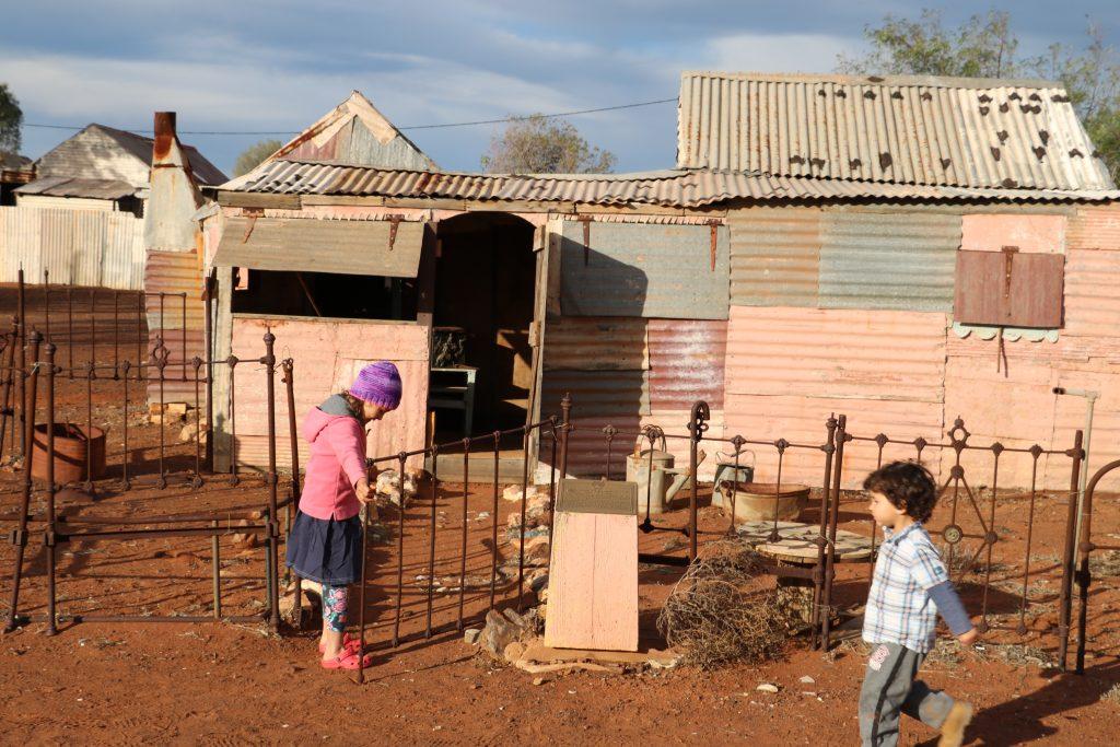 Kids in the Goldfields, Leonora Western Australia