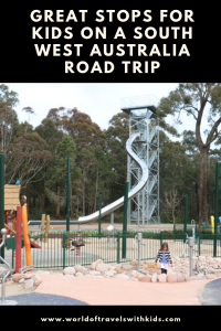 Great Stops For Kids On A South West Australia Road Trip