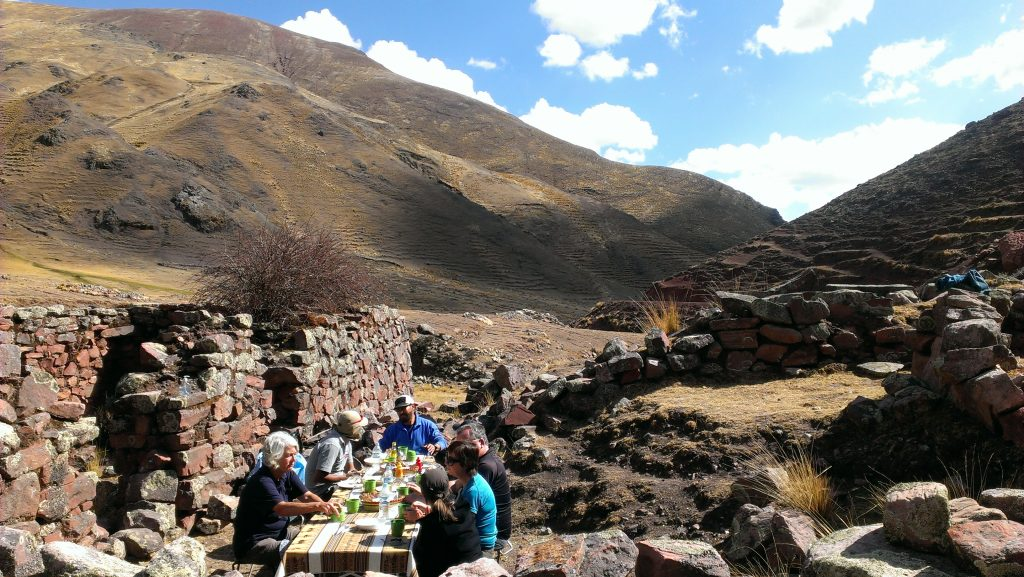 Trekking Peru - Lodge To Lodge Trekking With Kids