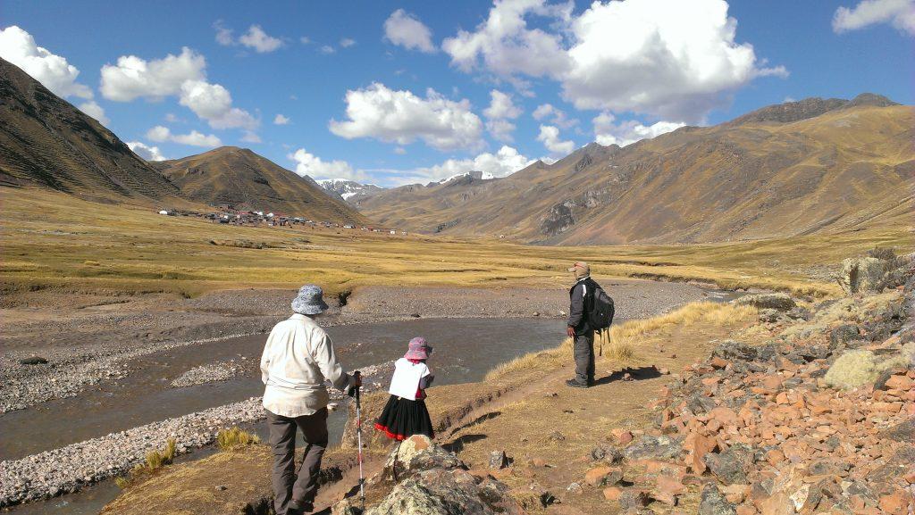 Peru Lodge to Lodge Hiking with Kids