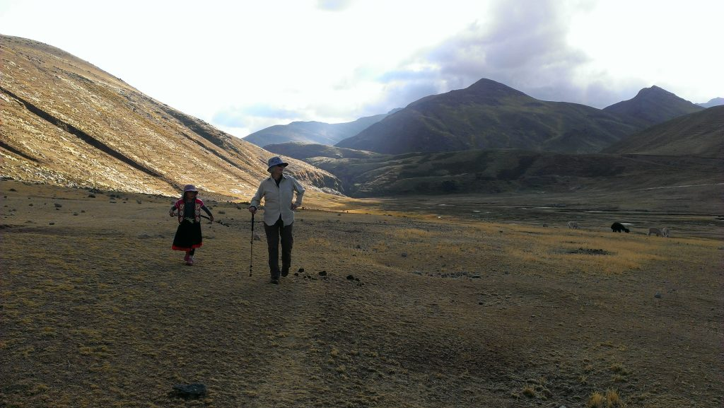 Peru Lodge to Lodge Trekking with Kids