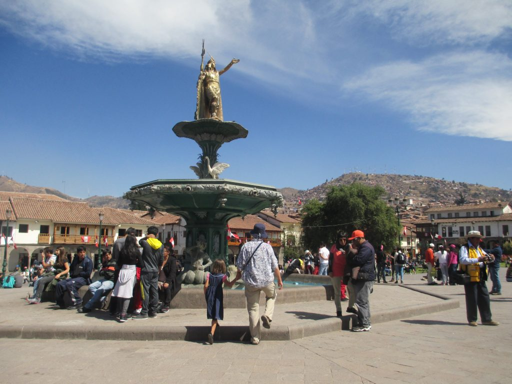 Where To Stay In Cusco With Kids!