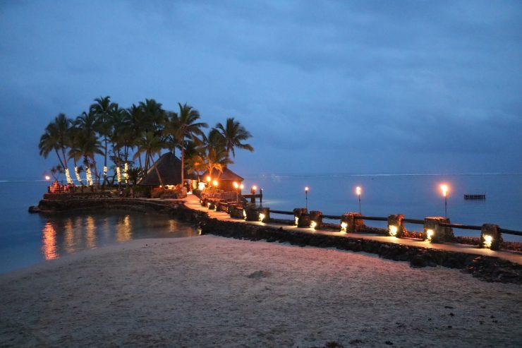 The Warrick hotel Fiji