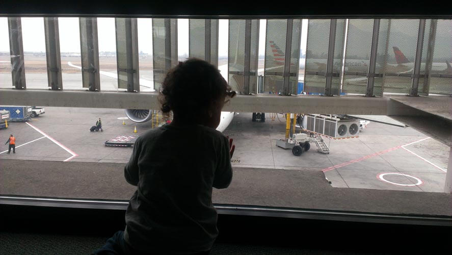 Jet Lag With Toddlers: How To Deal With It