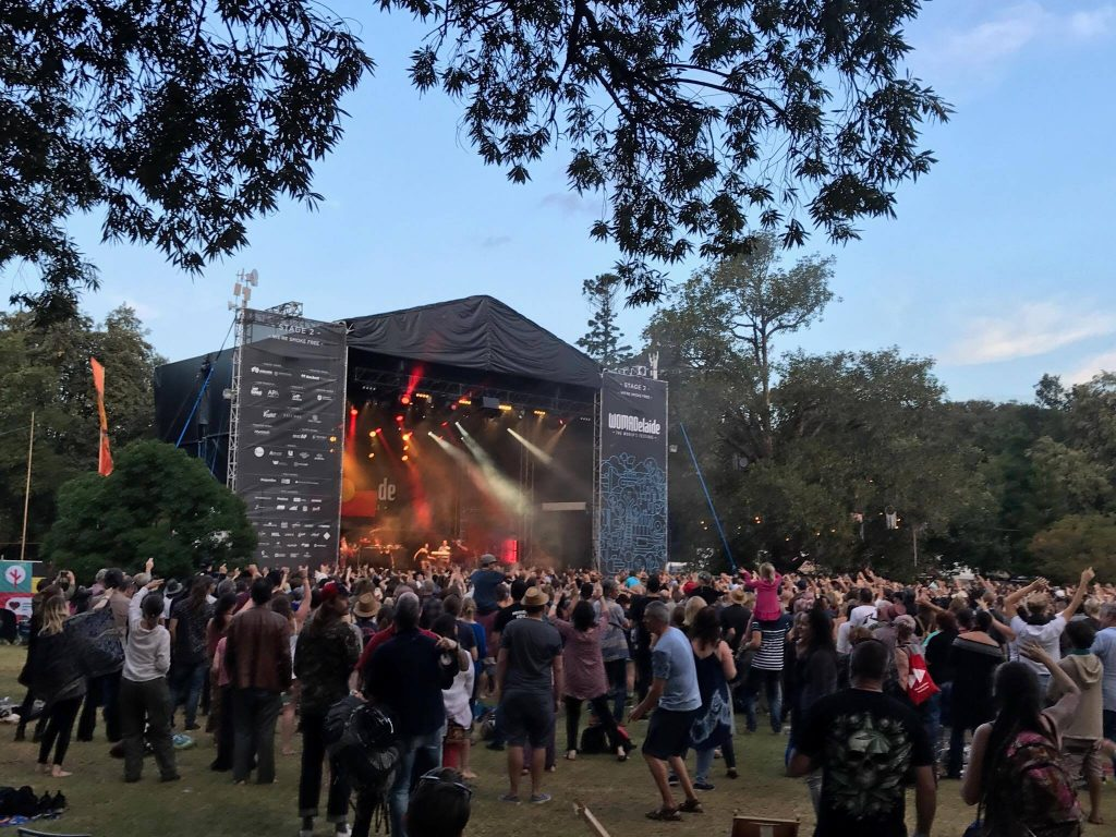WOMADelaide with Kids