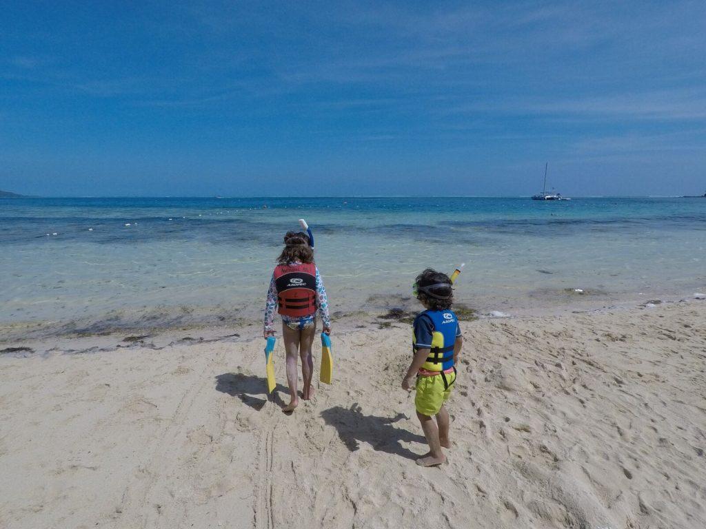 Fiji for Kids, Mana Island Fiji