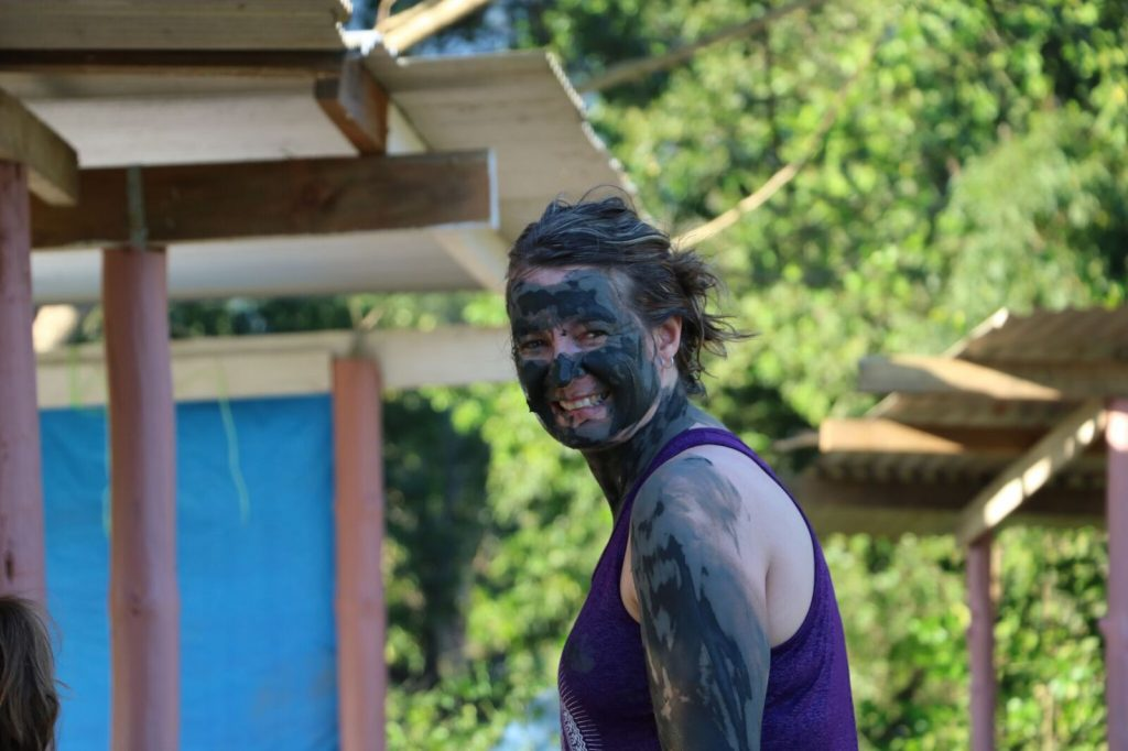 Fiji For Kids, Hot Springs, Mud Bath