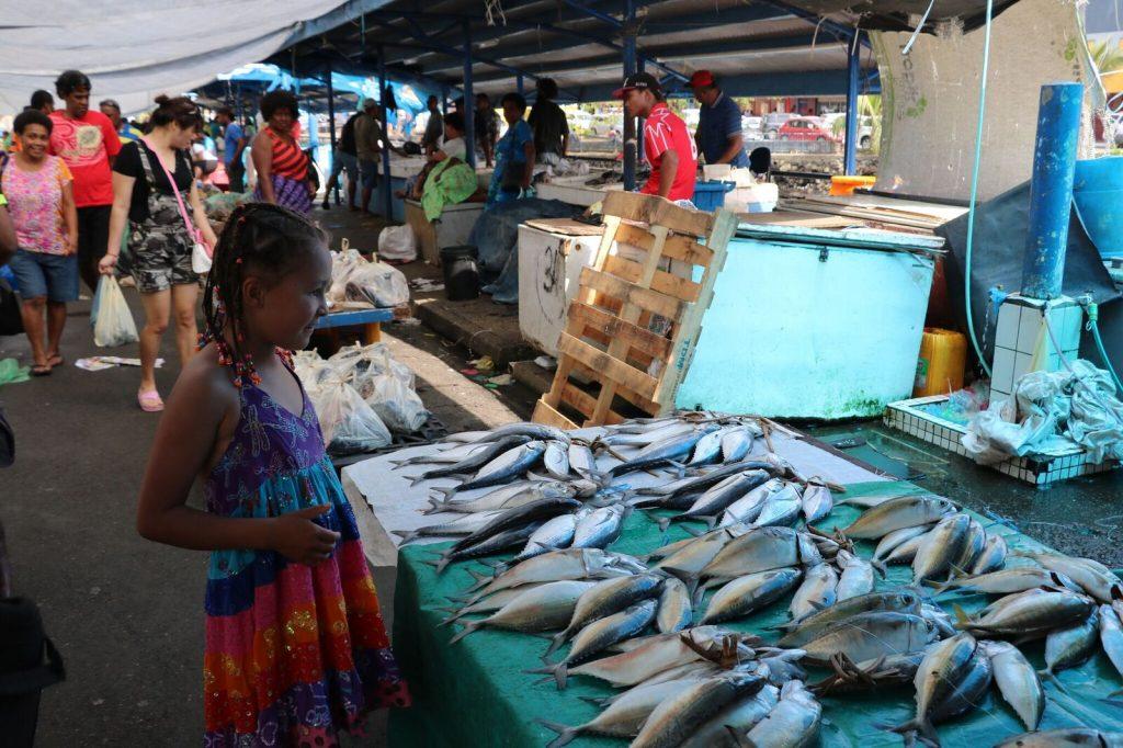 Fiji For Kids, Suva Market