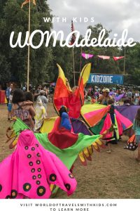 Womadelaide with Kids, WOMAD, WOMADelaide, Festivals SA, Festivals with Kids