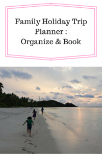 Family Holiday Trip Planner : Organize & Book