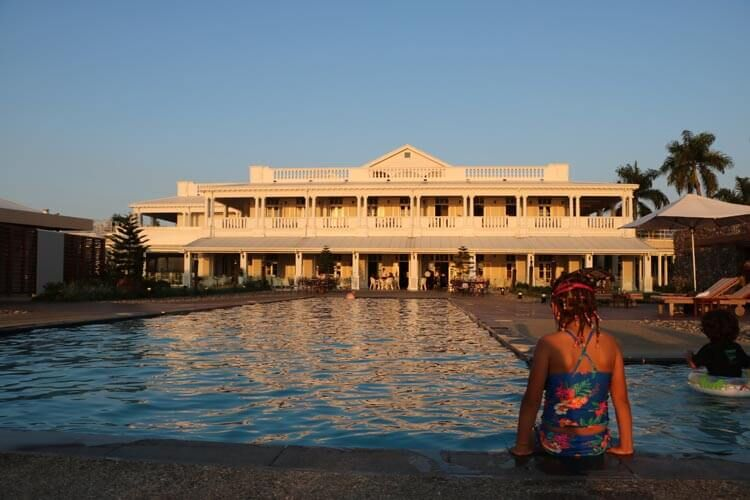 Grand Pacific Hotel Suva Pool