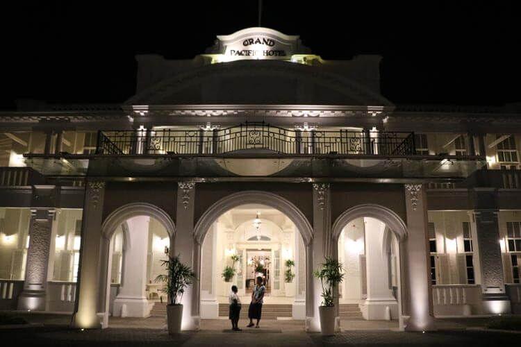 Grand Pacific Hotel Suva Fiji