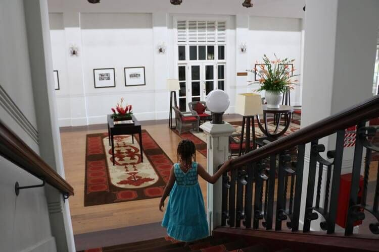 Grand Pacific Hotel Suva Inside