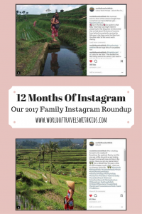 12 Months Of Instagram - Our 2017 Family Instagram Roundup