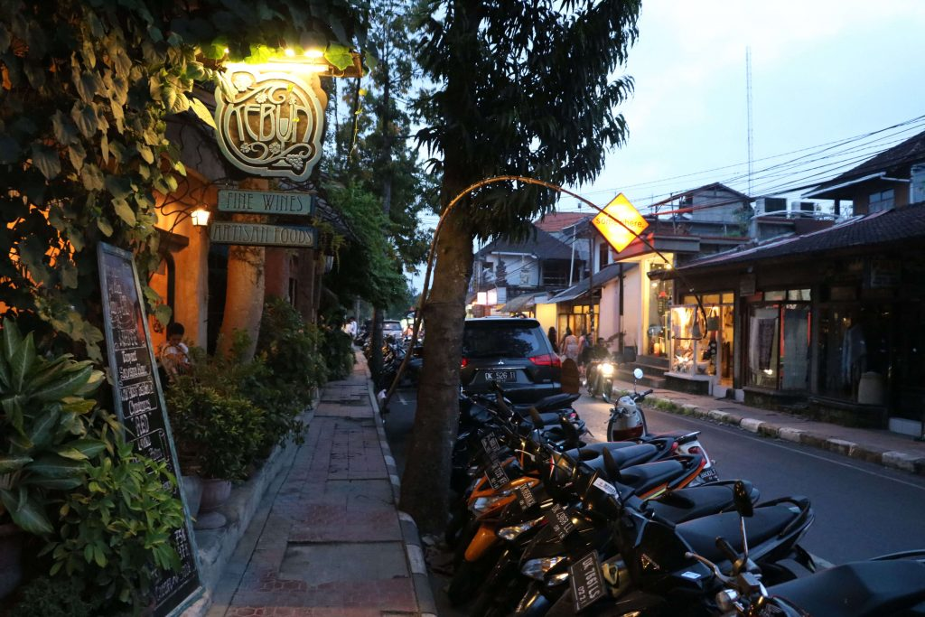 Best Ubud Restaurants For Families Kebun Restraurant