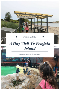 A Day Visit To Penguin Island