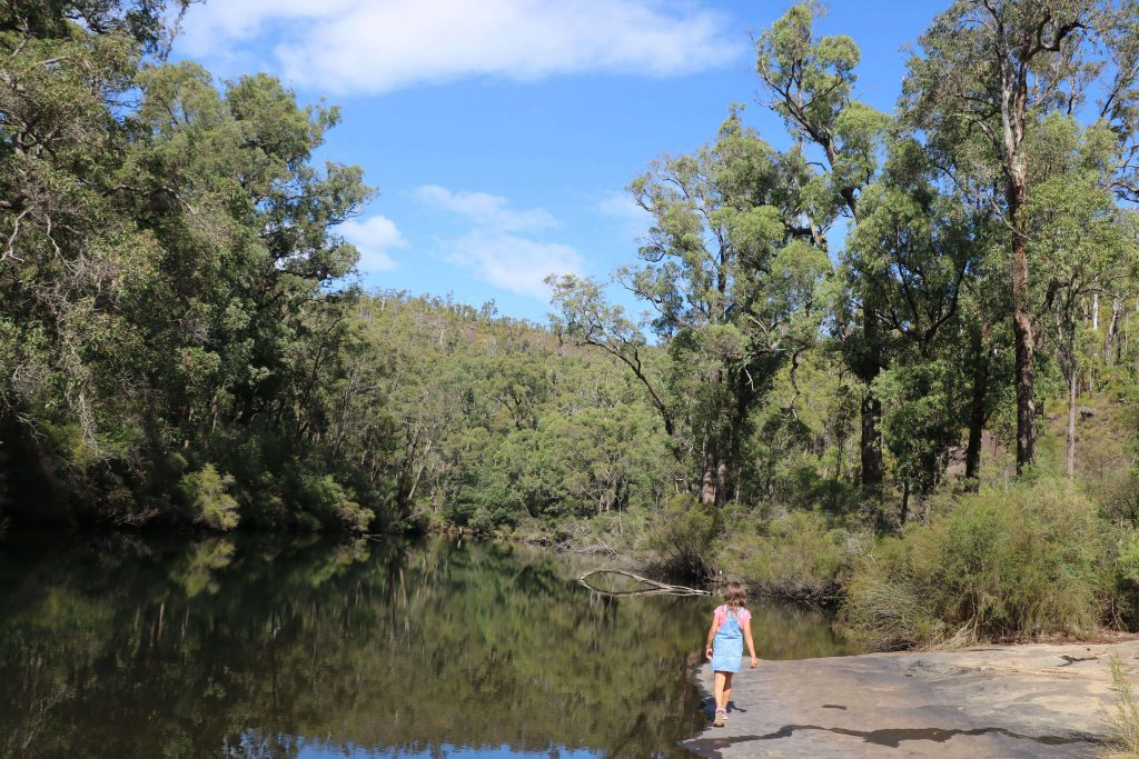 Camping At Wellington Dam or Honeymoon Pool