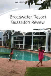 Broadwater Resort Busselton Review