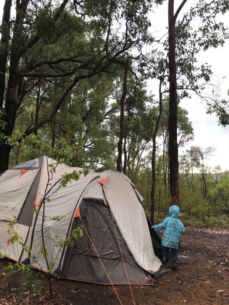 Potters Gorge, Wellington National Park, Glamping Western Australia