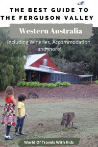 The BEST Guide to the Ferguson Valley Wineries, Accommodation & More!
