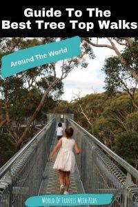 The Best Tree Top Walks around the World