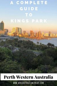 A Guide To Kings Park Perth Western Australia