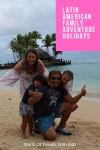 Latin American Family Adventure Holidays