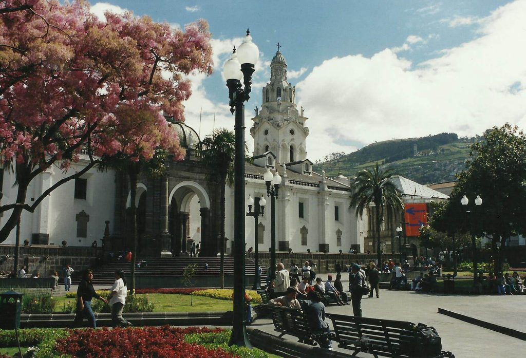 Quito with kids