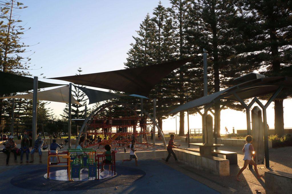 Busselton playgrounds