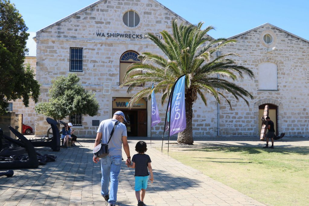 Perth Self Drive family itinerary