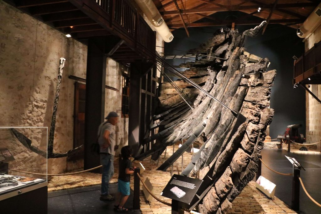 WA Shipwreck Museum Review