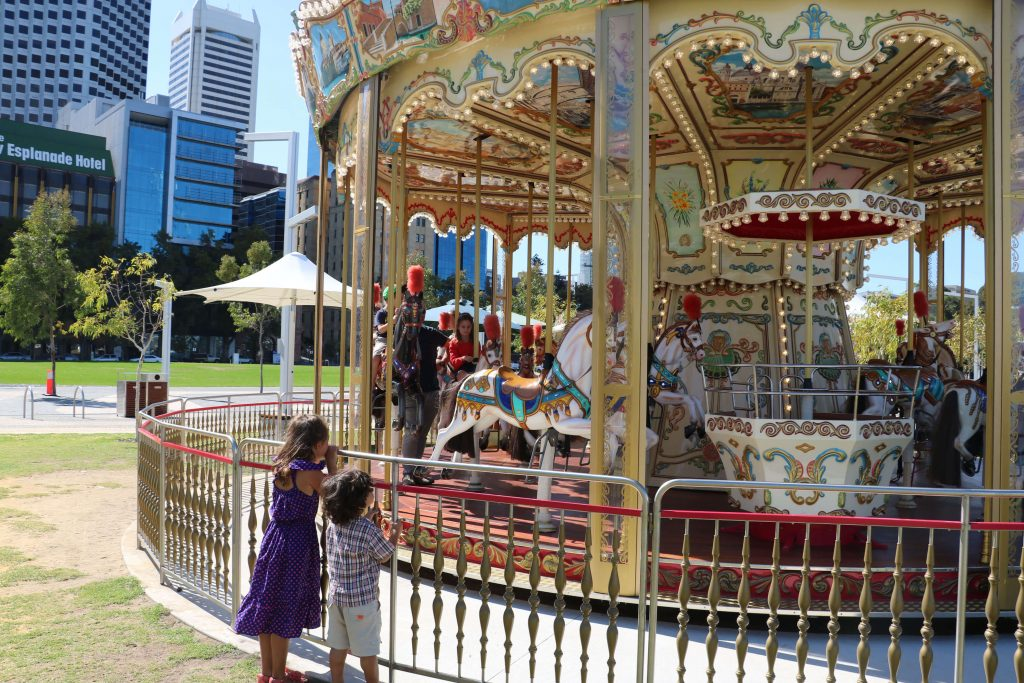 Elizabeth Quay For Kids
