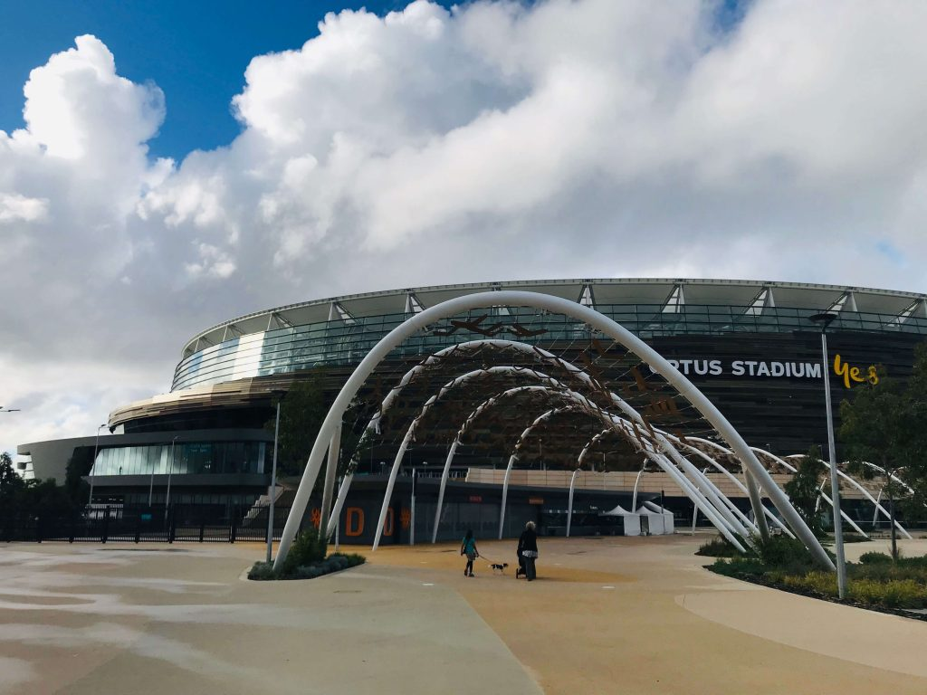 State of the art, Optus Stadium, Perth