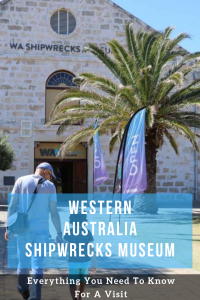 western australia shipwrecks musuem