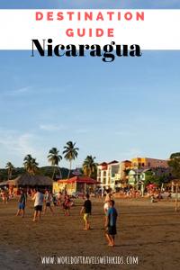 Nicarague Destination Guide