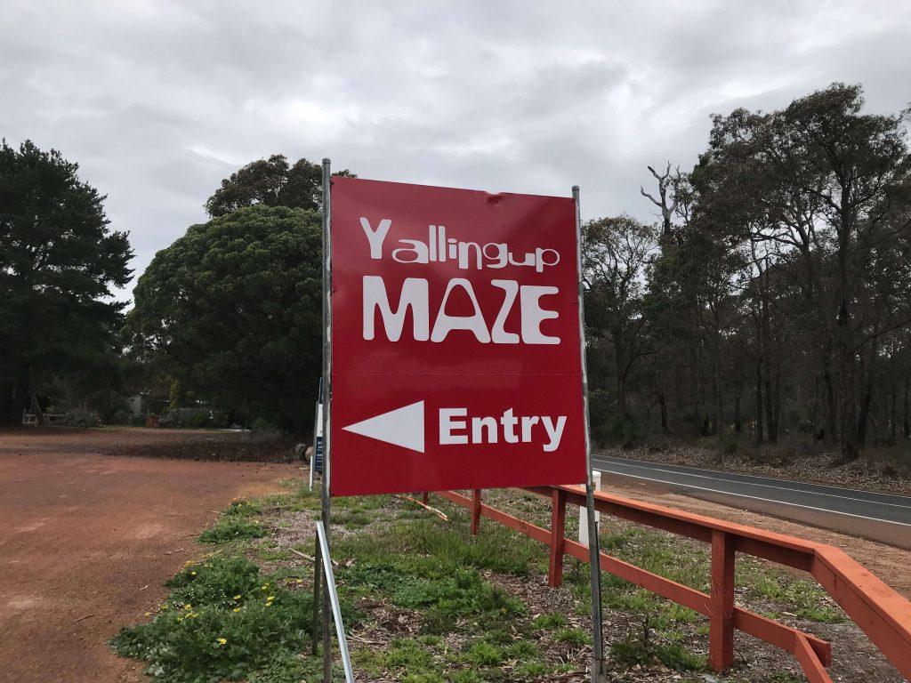 Yallingup Maze
