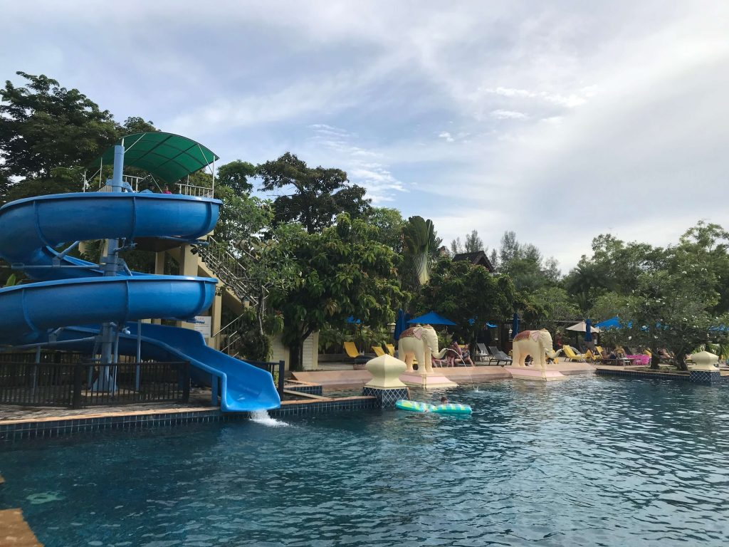 Resorts in Thailand for families
