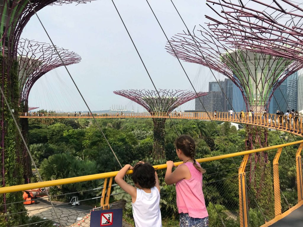 Gardens By The Bay Singapore With Kids