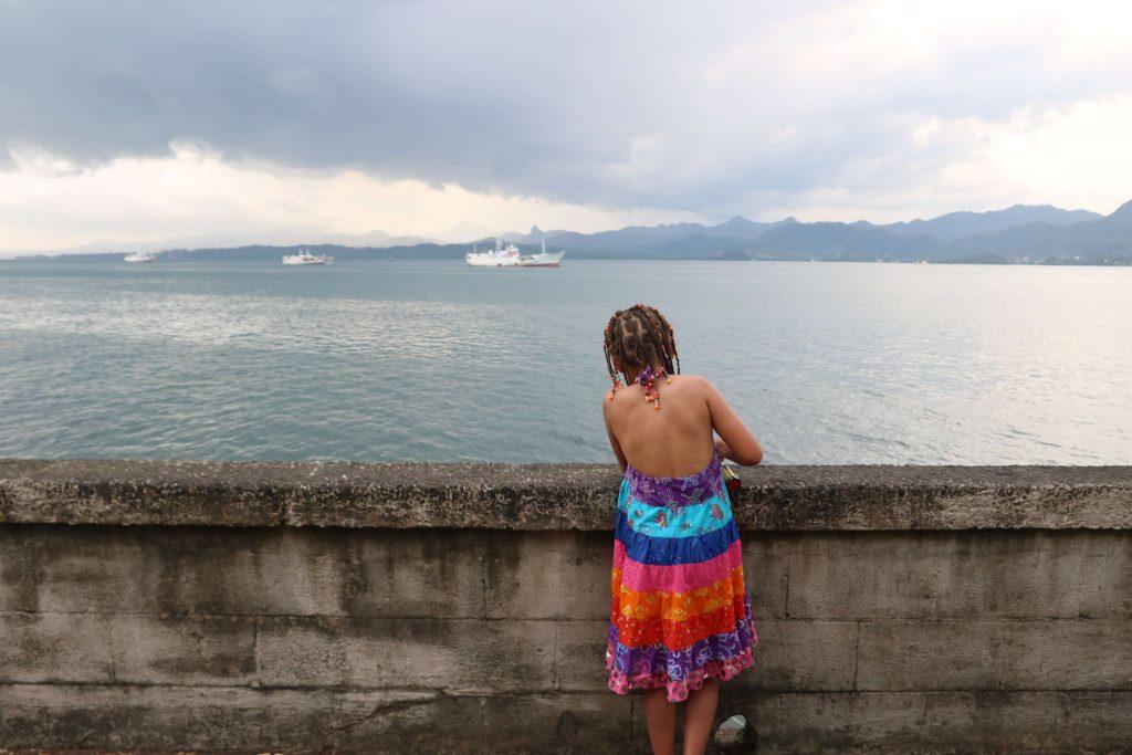 Suva Harbour Fiji