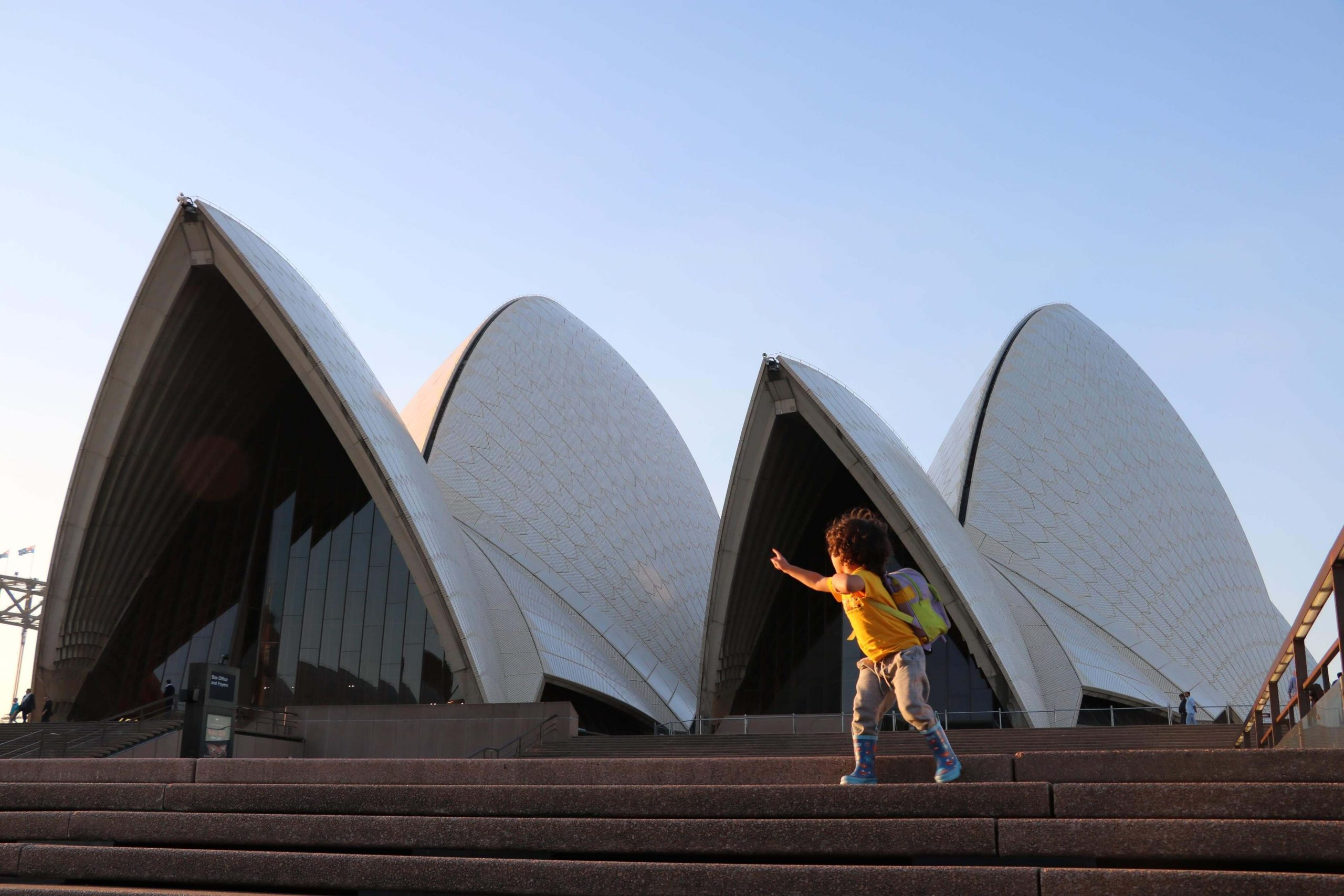 facts about Sydney Opera house for kids