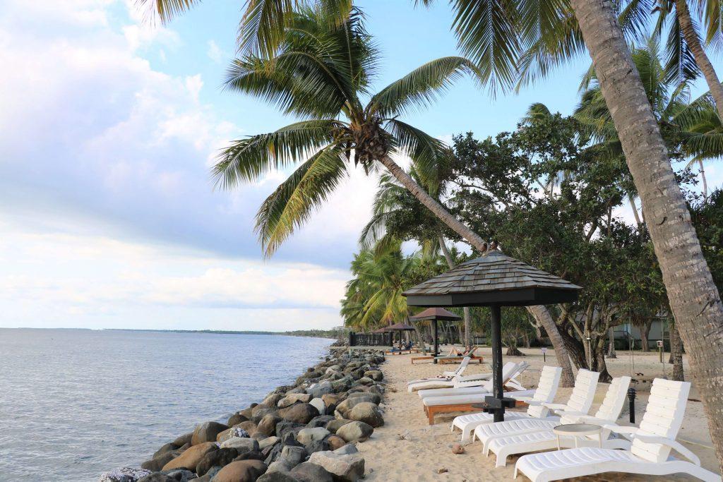 Doubletree Resort Sonaisali Island, fiji resort for families, fiji resort with kids, Fiji Hotel with Kids