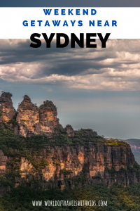 Best Weekend Getaways From Sydney