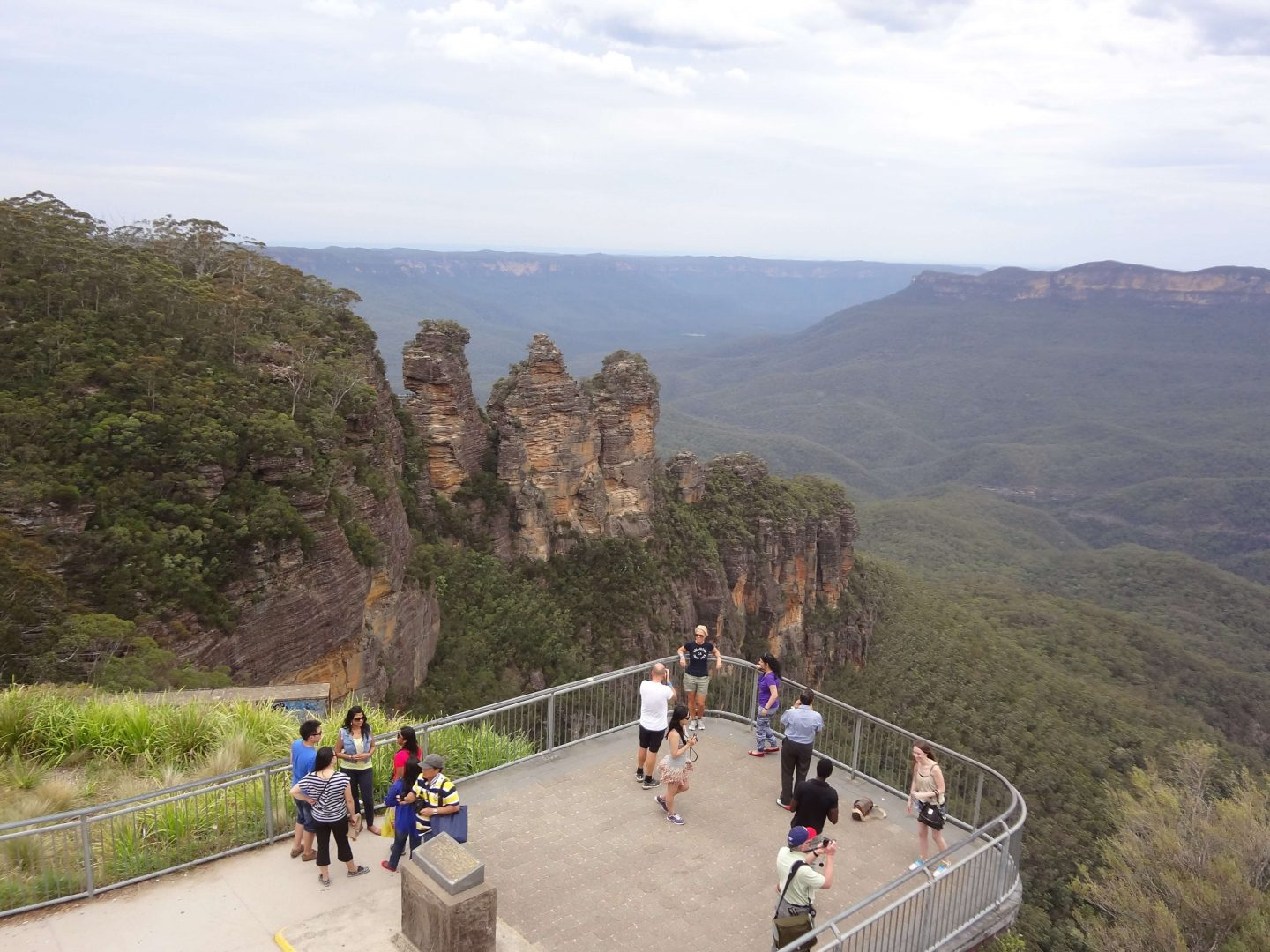 day trips from syndey, the blue mountains