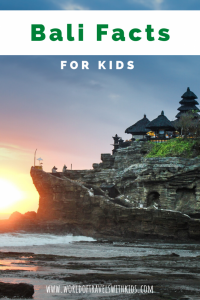 Interesting Facts About Bali For Kids