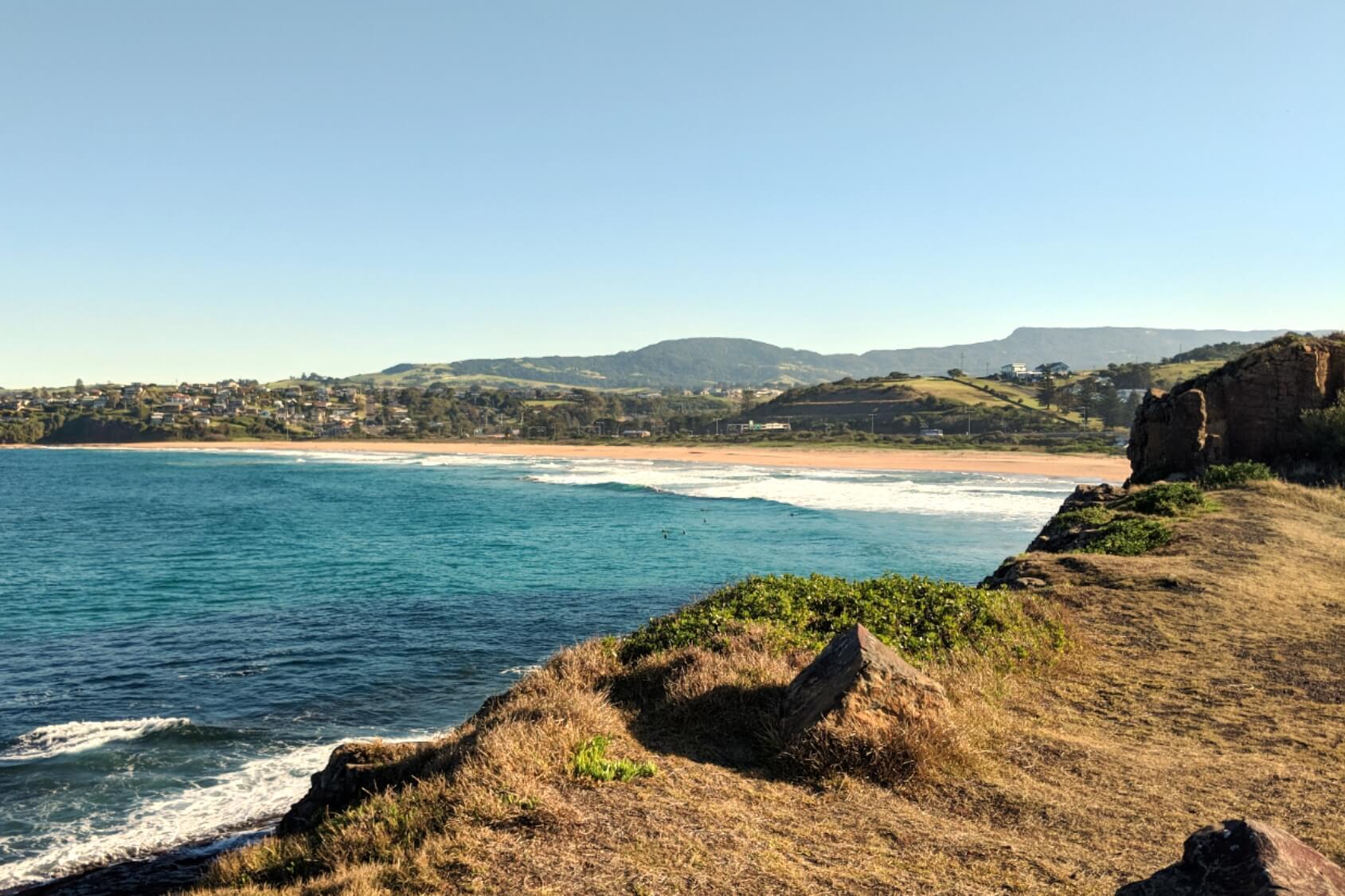 best weekend trips from Sydney Kiama