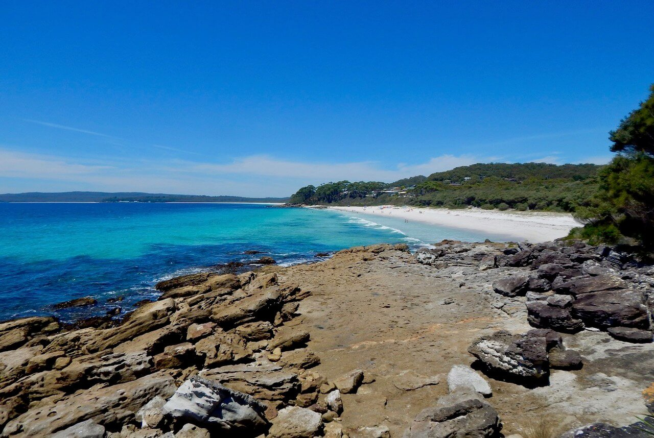 short trips From Sydney Jarvis Bay